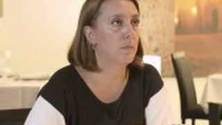 """La discusión definitiva de Ruth y Jaime: """"A cascarla guapa"""" - Casados a Primera Vista"""