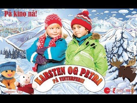 Casper & Emma  - Winter Vacation - Official Trailer