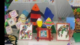 Sabuj Kalyan public school Telco organised Science and art exhibition at school auditorium(2)