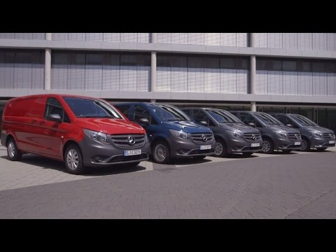 The New Mercedes-Benz Vito | Trailer