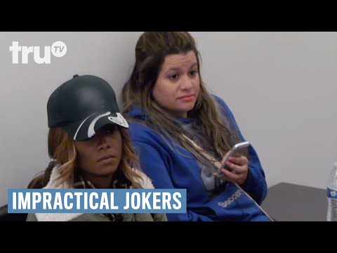 Impractical Jokers - I'm Sal, I Can Do This Job