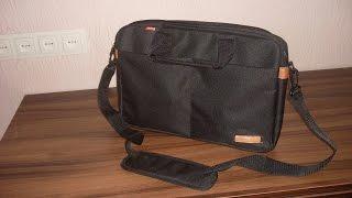 Обзор бюджетной сумки для ноутбука Acme 15M52 Lightweight Notebook
