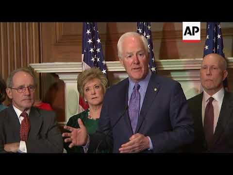 GOP Senators: Tax Plan Good for Small Businesses