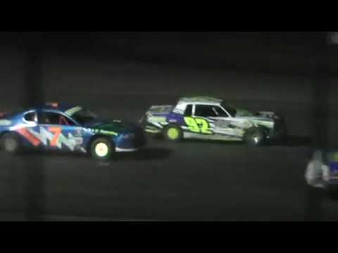 Stock Car Feature part 1  June 3, 2017