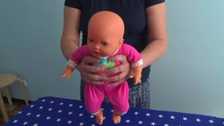 Обучающее видео для молодых мам