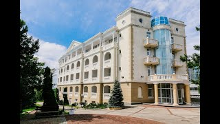 Санаторий Зеленый Гай 3 Туапсе Россия обзор отеля территория пляж