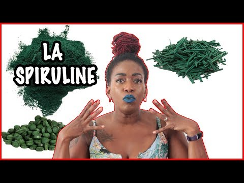 Bio Spiruline : Acheter - Plantes - Vertus |  Quels sont les bienfaits ?