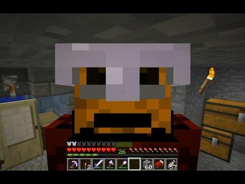 Minecraft cu avg - ep 85 - avg versus creeper