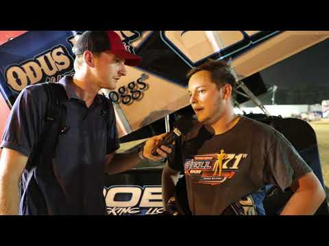 Hunter Poe At I-30 Speedway Short Track Nationals