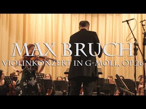 Violinkonzert in g-Moll, Op.26