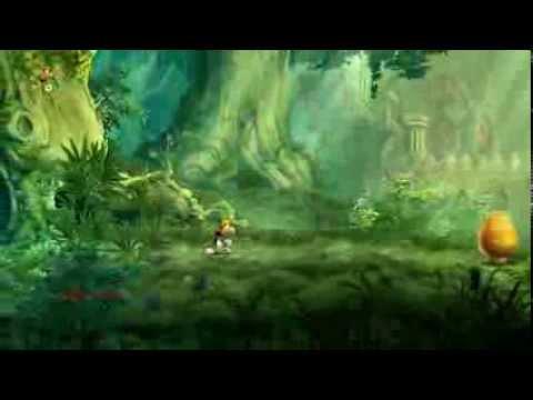 Rayman Legends [PS4] - Part 1 (Walkthrough/Gameplay)
