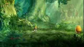 Rayman Legends [PS4] - Part 1 (Walkthrough/Gameplay)