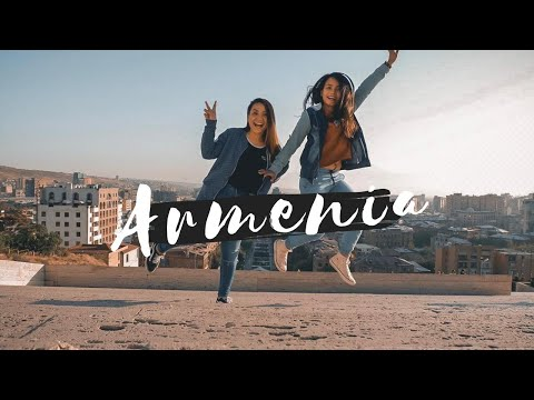 Armenia Travel | Sarah Brillante and Kaycee Lynn Austria