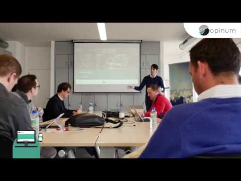 Opinum's digital solution