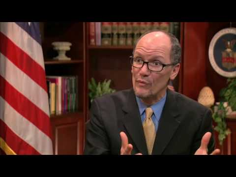 A Message from U.S. Secretary of Labor Thomas Perez to the Next Generation Workforce