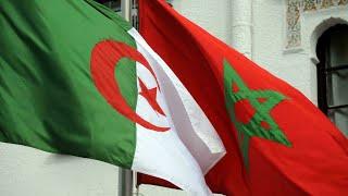 Crise diplomatique : l'Algérie ferme son espace aérien au Maroc • FRANCE 24