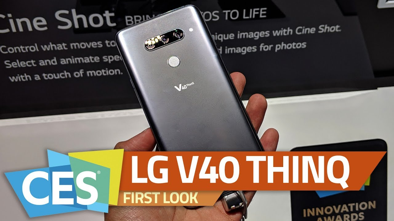 LG V40 ThinQ India Launch Confirmed for January 20, Will Be