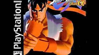 Street Fighter EX Plus Alpha-Strange Sunset (Guile & Allen Snider)