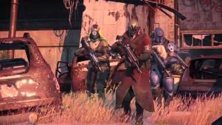 PS4 Destiny Gameplay Trailer HD