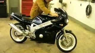 1993 Yamaha FZR600