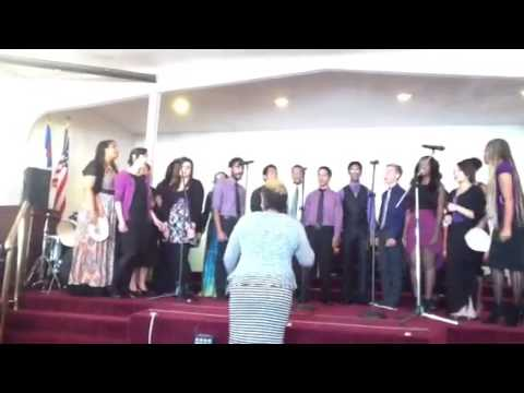 Stranger - PUC (Pacific Union College) Gospel Choir directed by Debrina Williams