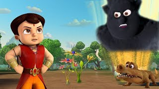 Super Bheem - The Planet of Monsters | Hindi Cartoon for Kids