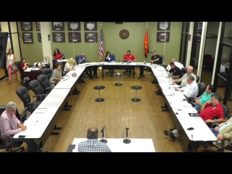 Executive and Finance Committee Meeting - 6/20/2017