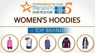 Best Women's Hoodie Reviews 2017 – How to Choose the Best Women's Hoodie
