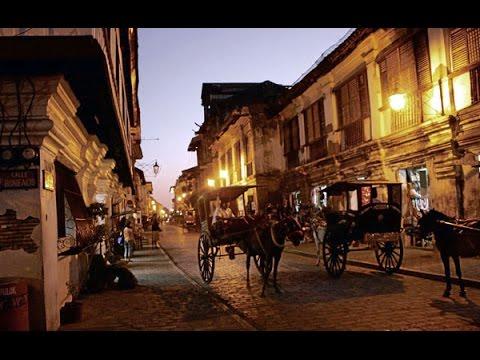 Vacation Philippines (PART 6)  VIGAN CITY , PANGASINAN, QUEZON