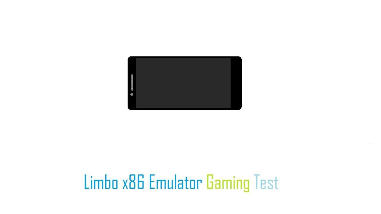 Limbo PC/x86 Emulator Gaming Test