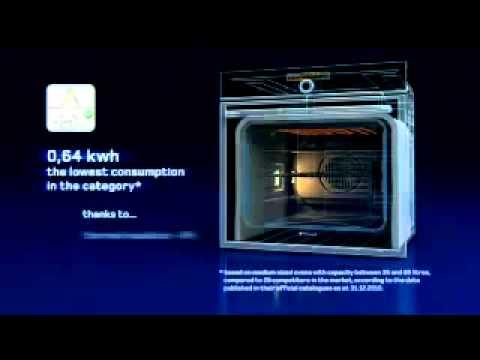 Nouveau Four De Hotpoint Ariston Youtube