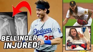 Cody Bellinger Has MAJOR SURGERY! Mike Clevinger Now OUT for 2021, Theo Epstein (MLB Offseason)