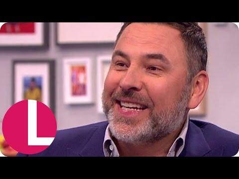 David Walliams on 'Britain's Got Talent' and His Dear Old Mum! | Lorraine