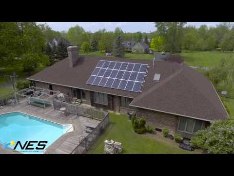 Solar Installation in Brewerton, NY