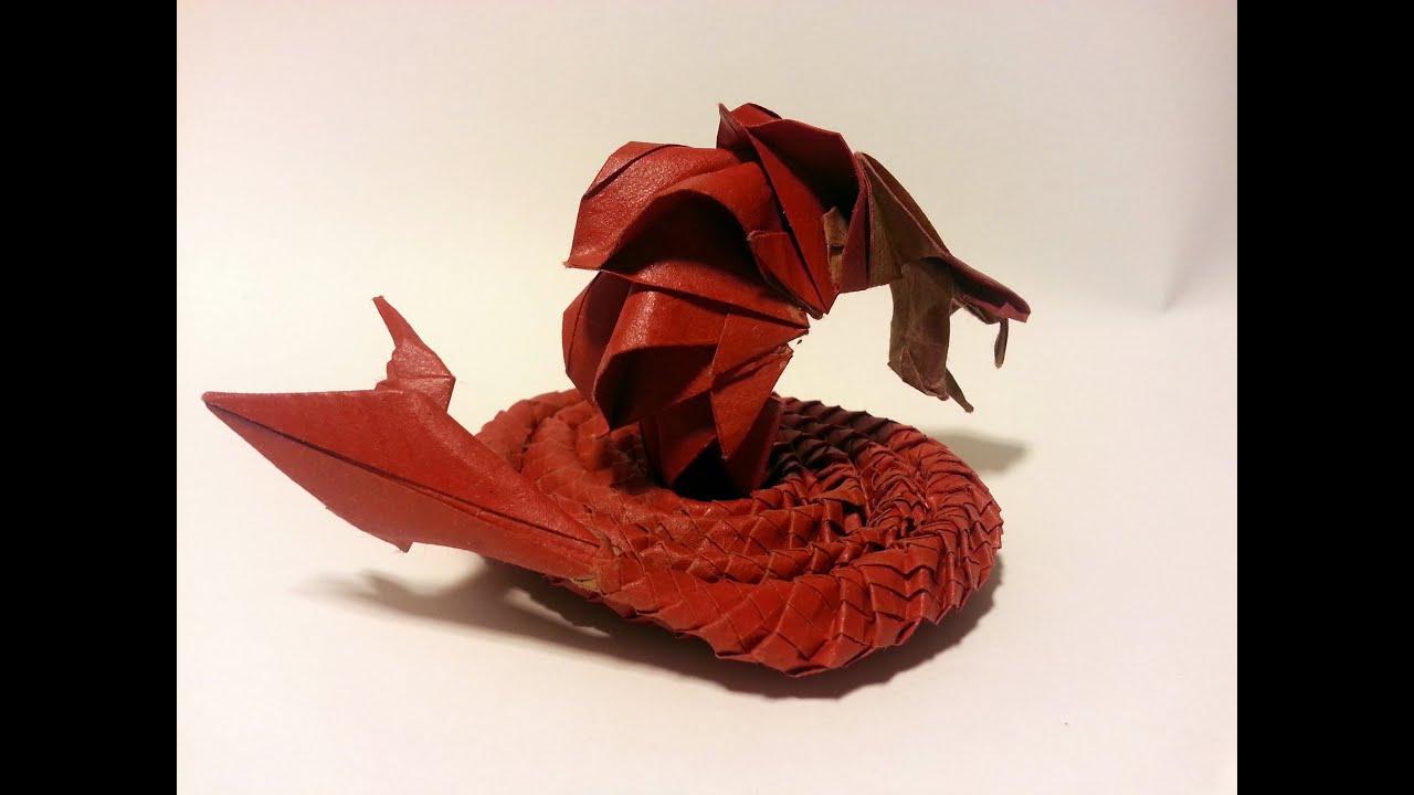 Origami Cobra - YouTube - photo#19
