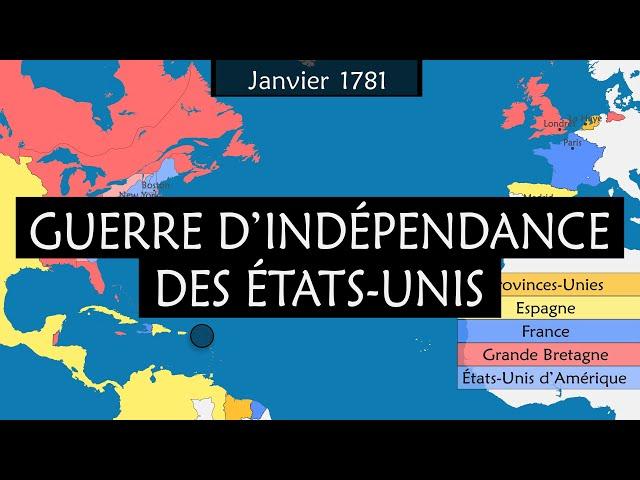 Guerre d'indépendance des États-Unis