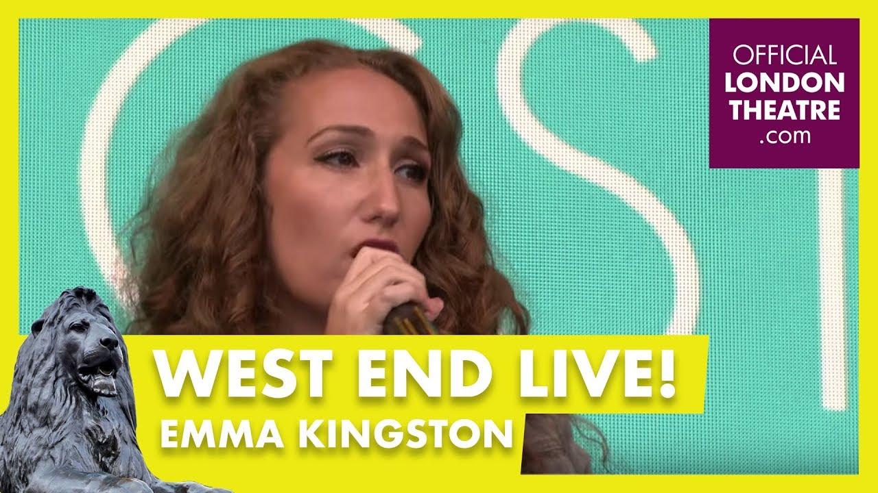 West End LIVE 2018: Emma Kingston
