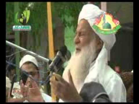 Ejtimaee Dua 2012 Jamia Faridia Sahiwal Pakistan Babajee Manzoor Ahmad Shah