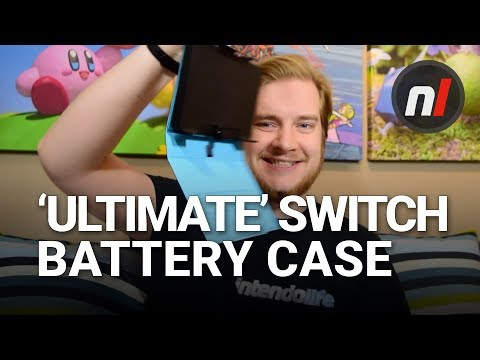 ZTEK's Self-Proclaimed 'Ultimate' Switch Battery Case - is it Really the Ultimate?