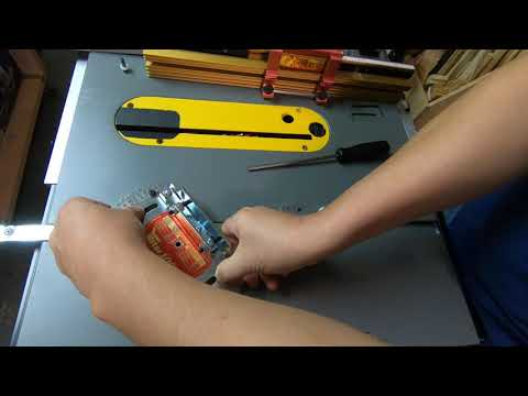 Fixing the Dewalt  DWE-7491's T-track for a perfect Incra 1000SE miter fit