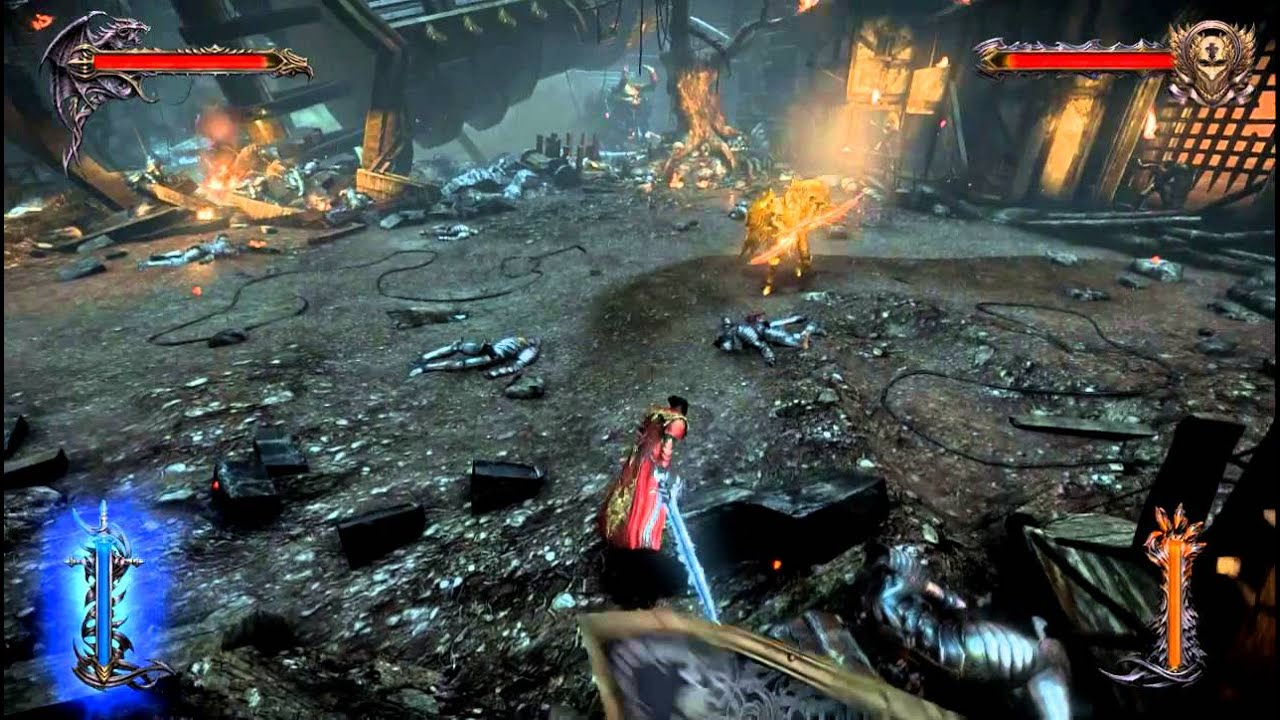Castlevania Lords of Shadow 2 - Download Game PC Iso New Free