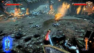 Castlevania: Lords of Shadow 2 Gameplay PC (Max Settings)