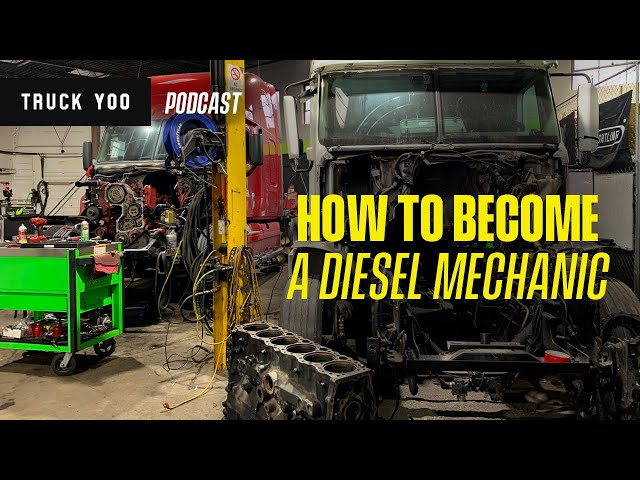 How to Become a Diesel Mechanic