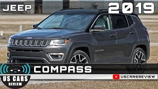2019 JEEP COMPASS Review