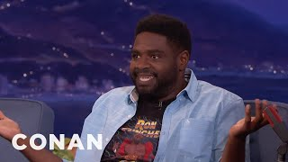 Ron Funches Doesn't Feel Bad For Fyre Festival Suckers  - CONAN on TBS
