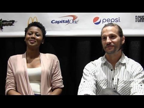 'The Invitation' Interview: Logan Marshall-Green and Emayatzy Corinealdi