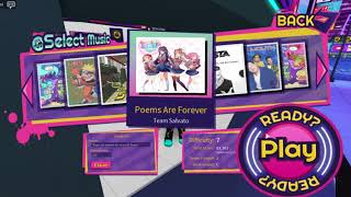 Roblox: (SALE!) RoBeats! [MMO Rhythm Game]