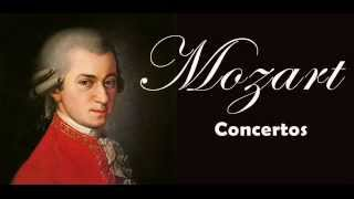 Mozart - Concertos For Piano, Flute, Flute And Harp