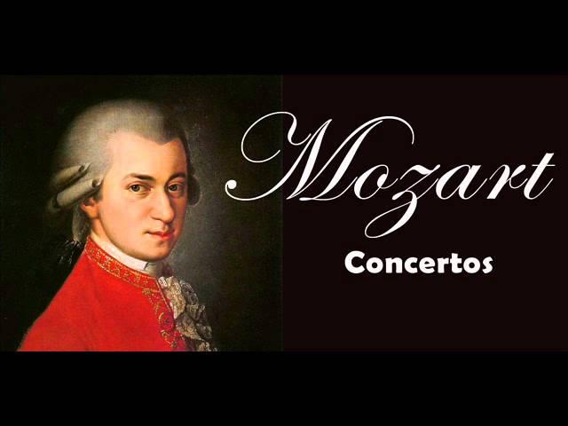 Mozart: Piano Concerto No. 19 - Flute Concerto No. 1 - Flute and Harp Concerto No. 1