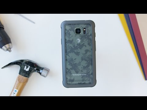 The Rugged Galaxy S7 Active!
